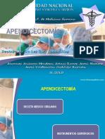 Apendicectomía Final