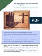 Fascinantes Historias de los Objetos Dejados por Almas del Purgatorio.docx