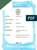 Monografia de Las Areas Naturales Protegidas Del Perú