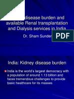 CKD in India