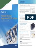 ZW3D 2017 Flyer Lite Ops