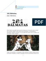 101 Dalmatas Ilustrado