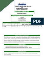 Psi-115 Psicologia General i