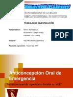 Salud Reproductiva Aoe