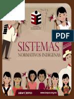 Los Sistemas Normativos Indígenas