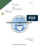 Manual UsuaRio Assembler Imagenes