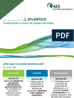 El Inicio Del Futuro Del Gas Natural en Panama