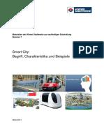 WSTW2011 Smart City-Begriff Charakteristika Und Beispiele