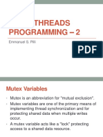 05 POSIX Threads Programming - 2