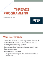 03 POSIX Threads Programming - 1