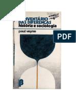 VEYNE, Paul. O Inventário das Diferenças.pdf