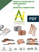 Copper Braids Laminated Connectors