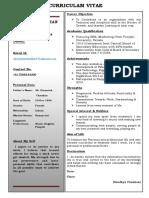 Doc1Nisha Resume (1)