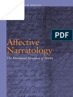 Patrick Colm Hogan Affective Narratology. the Emotional Structure of Stories