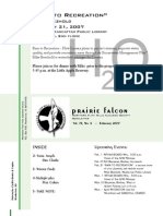 Feb 2007 Prairie Falcon Northern Flint Hills Audubon Society