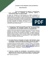 Seminário de Orientação Ao Setor Regulado Na Área de Alimentos (1)
