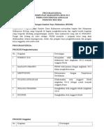 Progam kerja PSDM