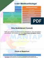 Forensik Etik Medikolegal MANTAP - Revisi Agustus 2015