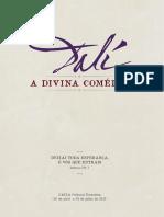 Catálogo Exposicao Dali a Divina Comedia FO