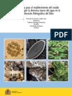 Protocolos de muestreo biológico de aguas continentales
