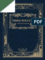Dark Souls 2 - Design Works by KBG