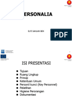 Personal i A