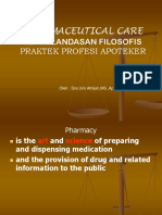 Pharmaceutical Care (S1-2006)