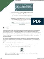 self-Managed Mentoring (Web-Based). Copyright © 2000, Kappa Omicron Nu..pdf