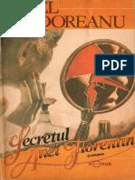 Ionel Teodereanu - Secretul Anei Florentin.pdf