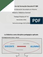 TP3 Presentación