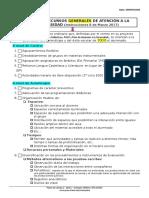 Medidas Generales Instruciones 8 MARZO