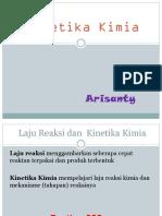 Kinetika Farfis Santy