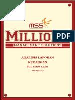 [UTS] Analisis Laporan Keuangan (2012-2013)