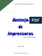 Curso de Impressoras SENAC 2007