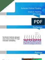 Surfactan Polimer Flooding