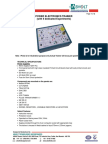 Power Electronics Trainer With 6 Dedicated Applications