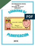 Carpeta Pedagogica Margarita 2016