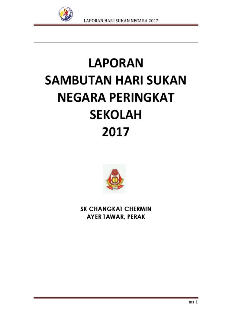 Laporan Hari Sukan Negara 2017