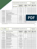 Listes Matériels Qualifiés OTC-LAN
