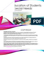 The Education of Students With Special Needs PPT1 (1)