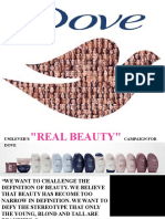 Dove(real beauty campaign)
