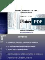 Centrales de Gas(Fgm)- 20-05-2008