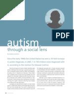Autims Through a Social Lens