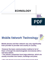 Mobile Network Technology