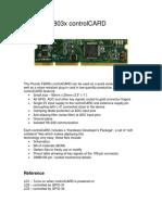 F2803xcontrolCARD-InfoSheet