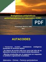 c Antiinflamatorios No Esteroides