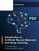 Ann and Deeplearning Preview