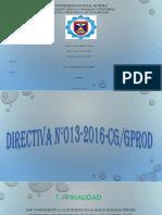 Diapositivas de Implementacion-Auditoria