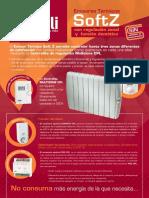Optimización radiadores eléctricos