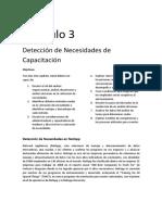 Noe, R. (2011). Cap. 3. Detección de Necesidades de Capacitación - Copia